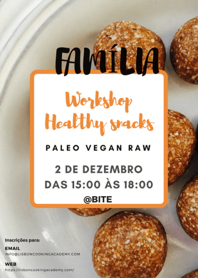 Workshop Healthy Snacks