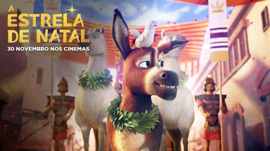Filme A Estrela de Natal