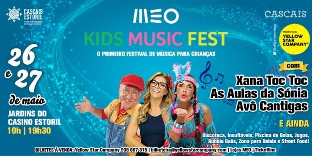 MEO Kids Music Fest