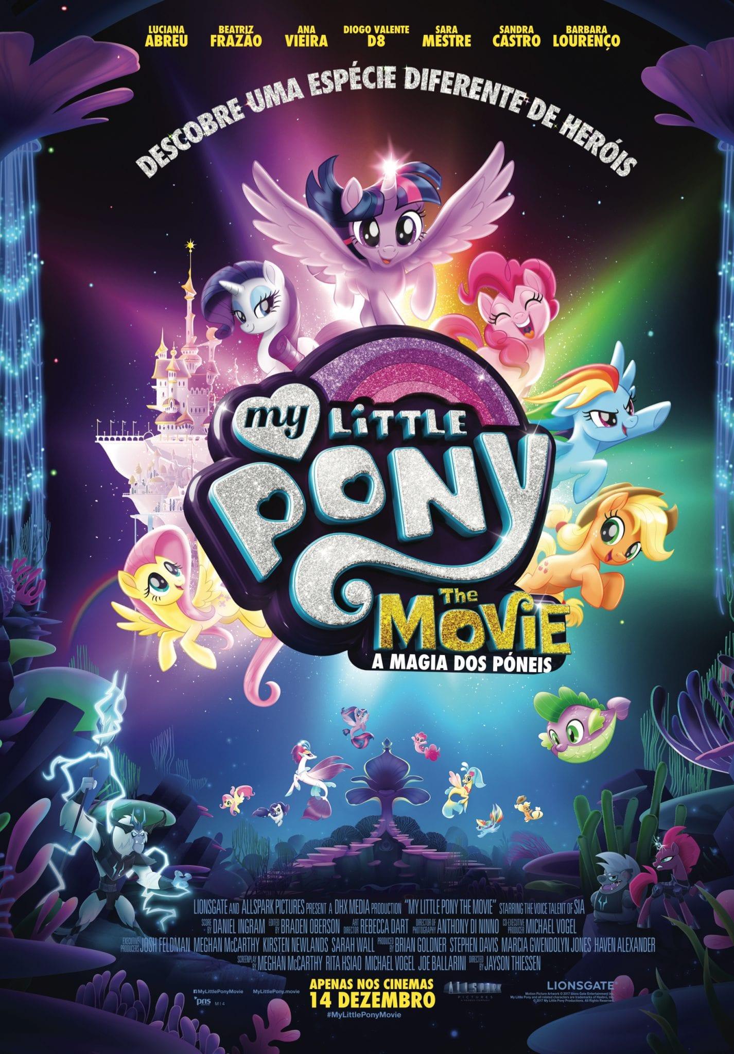 My Little Pony: o Filme - A Magia dos Póneis