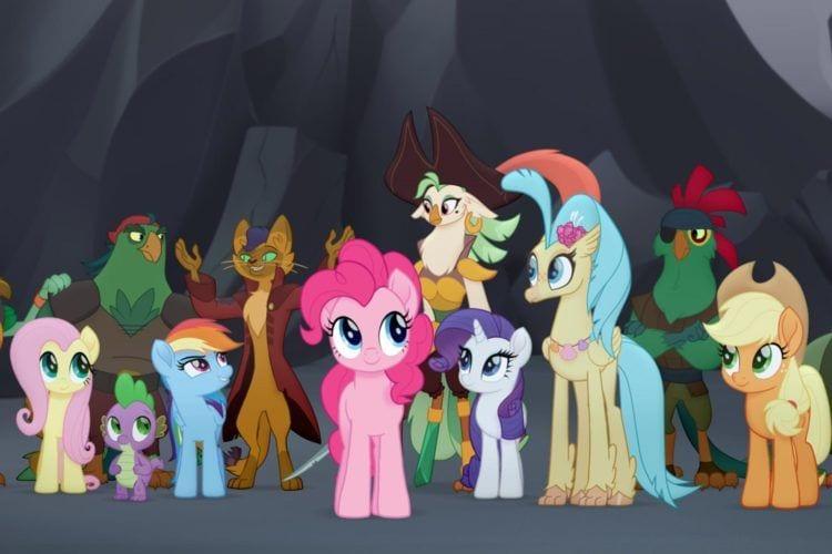 My Little Pony: o Filme – A Magia dos Póneis
