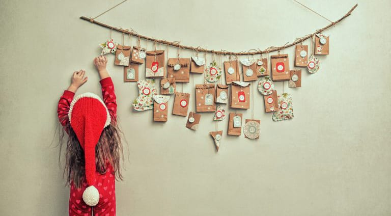 Calendario do Advento Natal