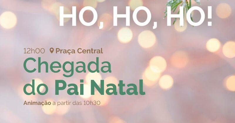 Pai Natal Fórum Madeira