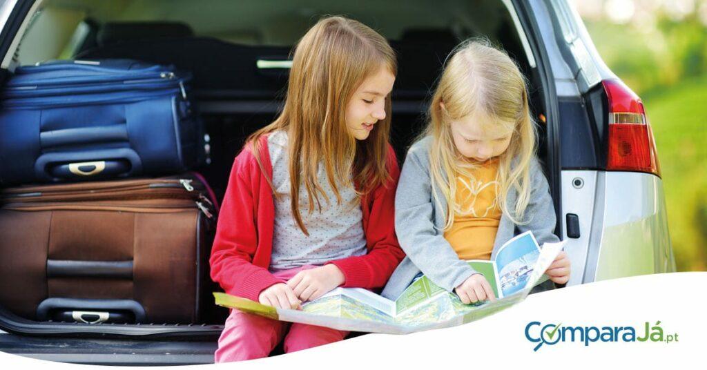 Como escolher o carro certo a pensar nas crianças?