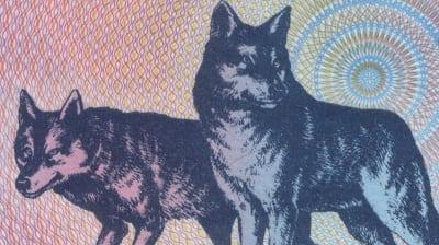 Oficinas pais e filhos Quem tem medo do lobo mau? no Museu do Dinheiro.