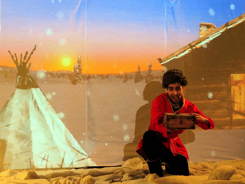 Teatro Infantil Norah - Um Conto de Inverno