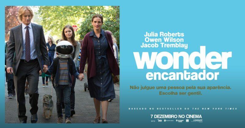 Filme Wonder - Encantador