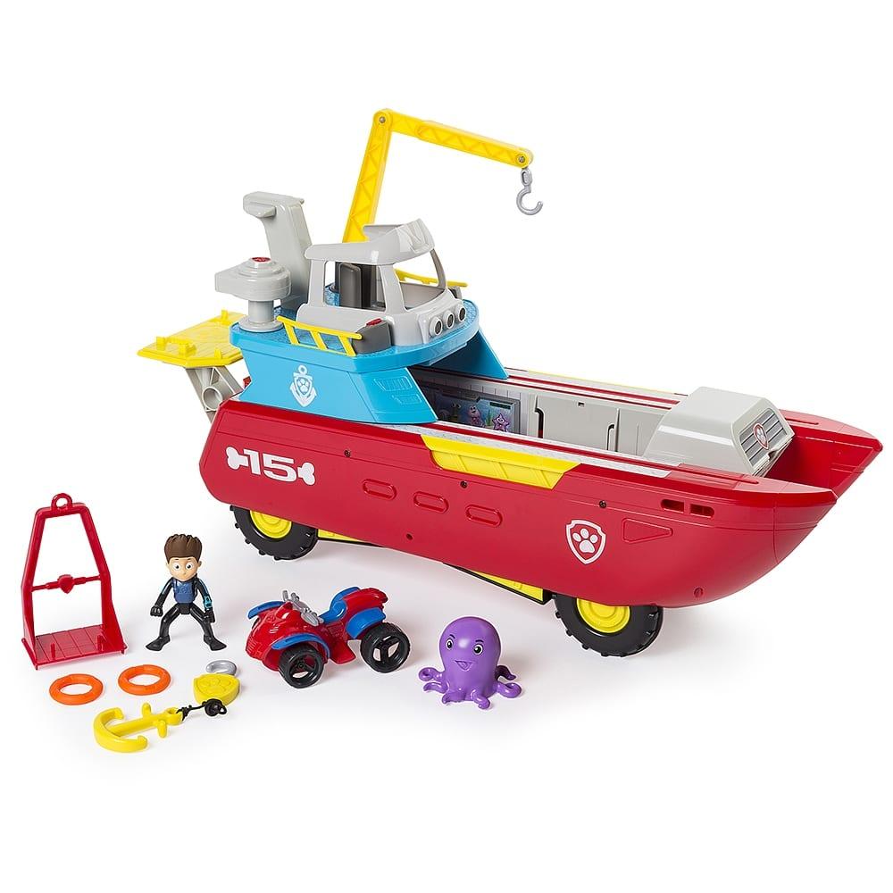 barco patrulheiro
