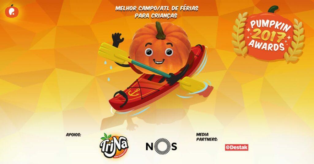 Vote nos melhores ATLs e campos de férias para crianças