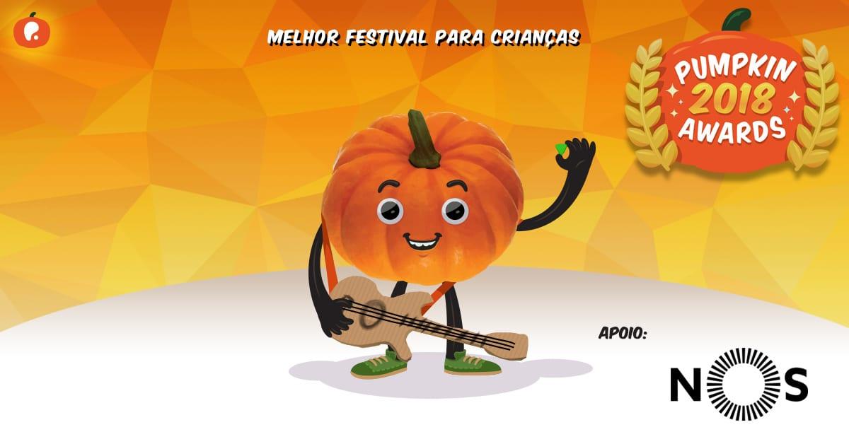 Melhor Festival par Crianças