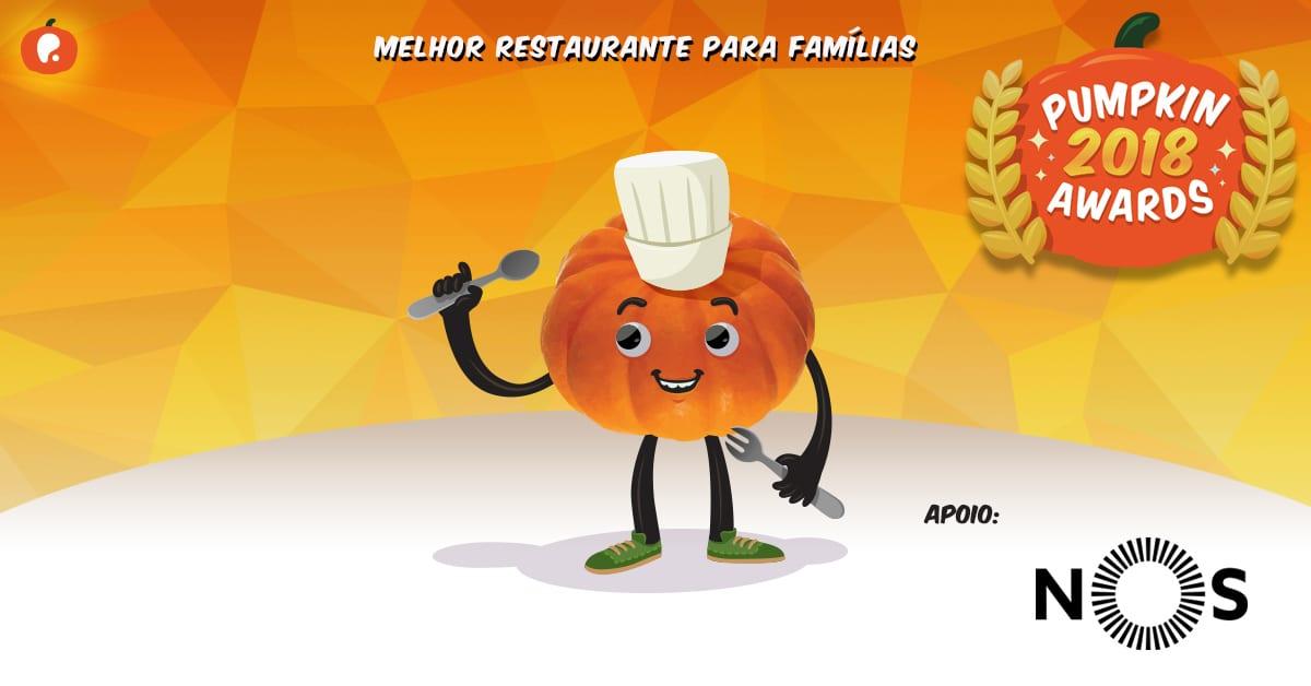 Melhor Restaurante para Famílias
