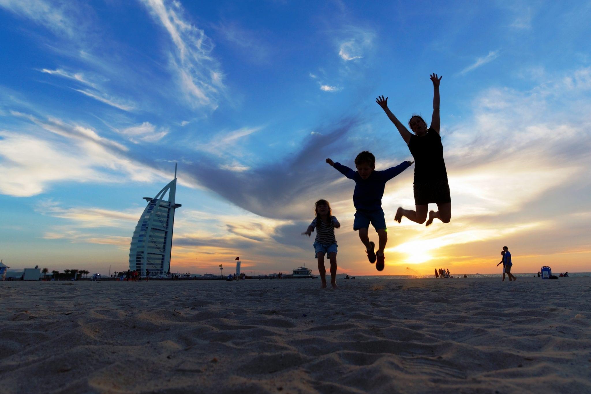 Dubai Férias com família