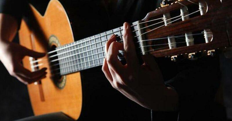 Aulas de Guitarra Clássica / Acústica