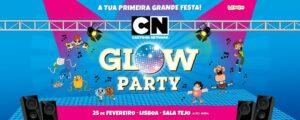 cartoon network glow-party
