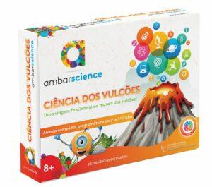 ciência dos vulcões