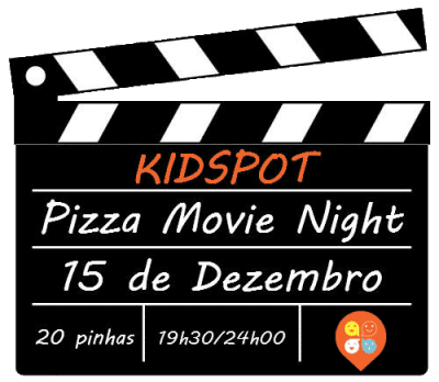 KIDSPOT PIZZA MOVIE NIGHT