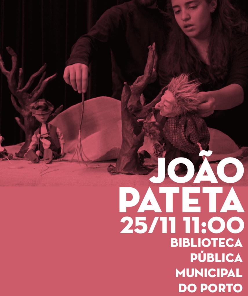 João Pateta – Teatro de Marionetas