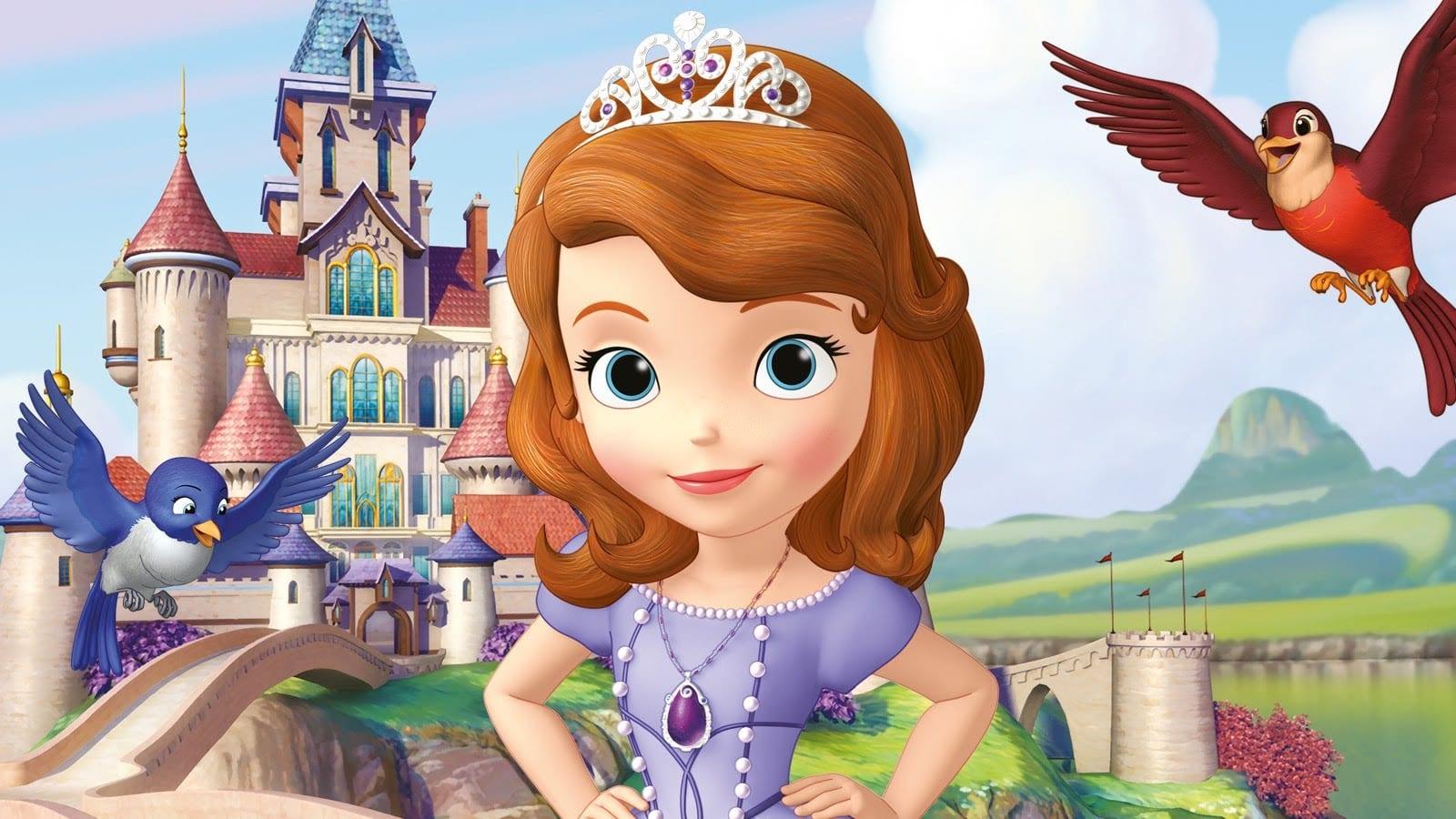 serie A Princesa Sofia