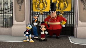 serie Mickey e os SuperPilotos