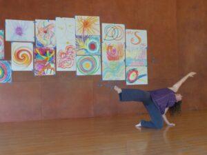 Laboratório de Movimento Criativo para crianças