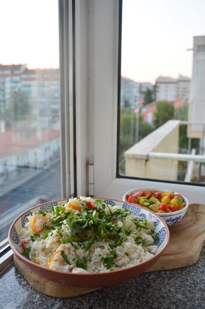 Artigo - final - arroz de peixe Moulinex Masterchef multicooker