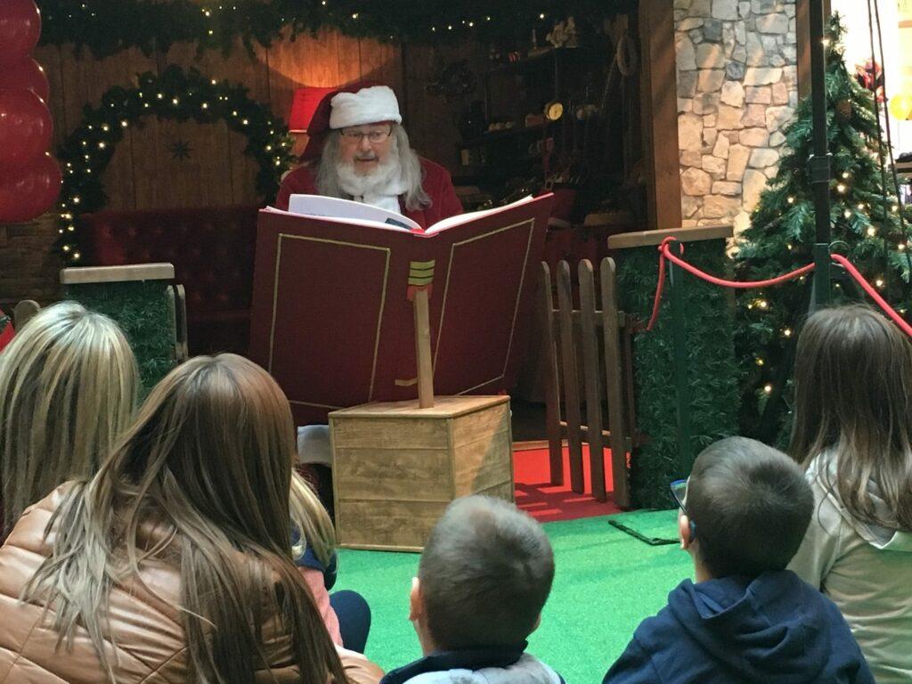 NorteShopping abre os braços ao genuíno Espírito de Natal