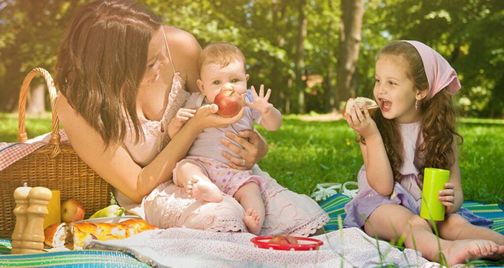 A alimentação do bebé a partir dos 8 meses