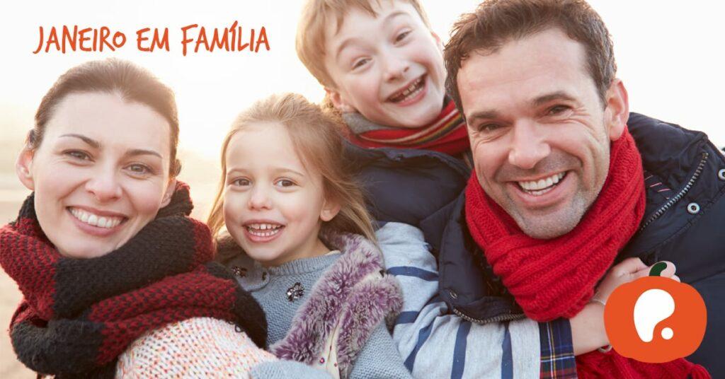 As melhores actividades para o todo o país no mês de Janeiro!