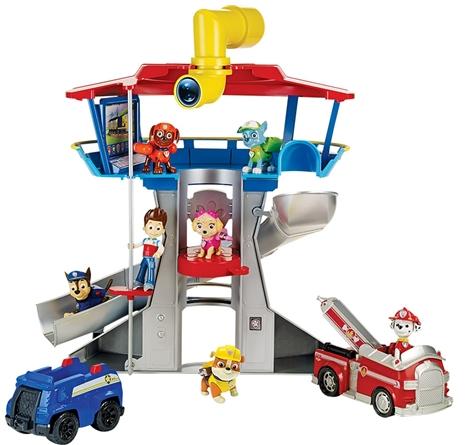 torre de controlo patrulha pata