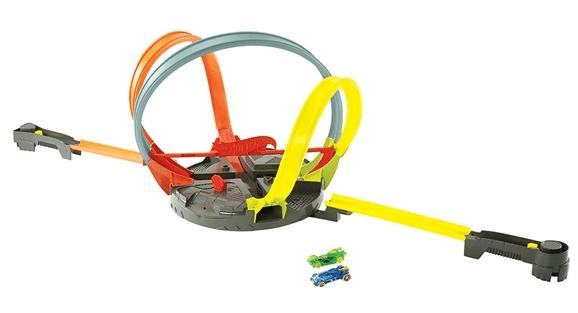 pista desafio loopings épicos