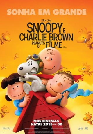 Snoopy Charlie Brown Peanuts filme
