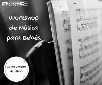 Workshop Música para Bebés