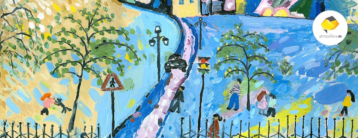 'Baby Van Gogh': dialogar a arte