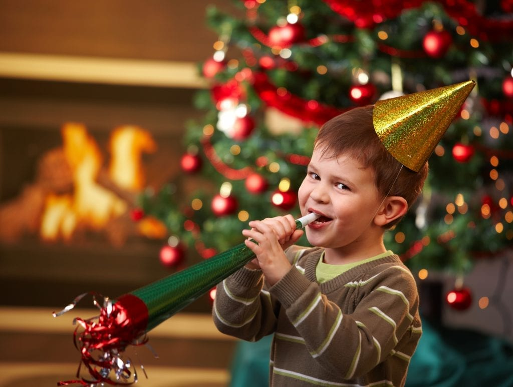 Festa de ano novo preparação