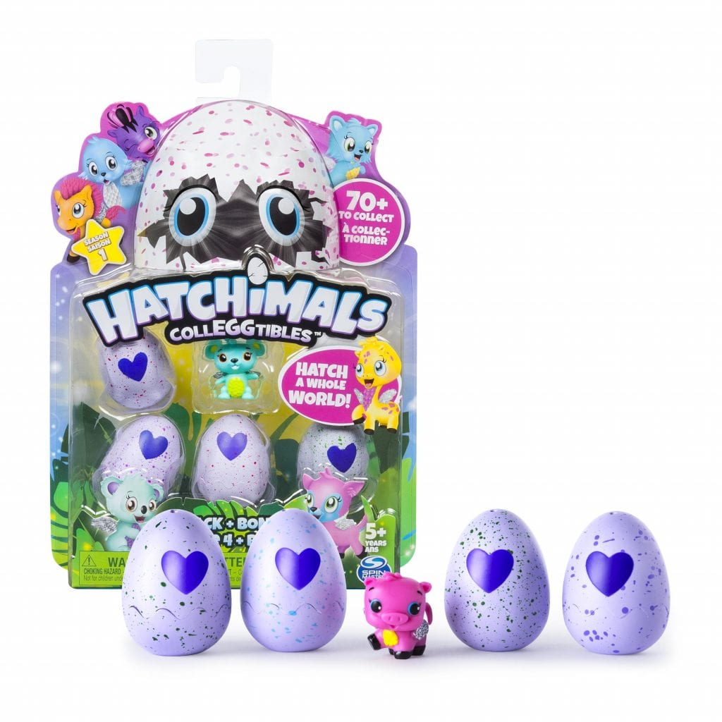 Passatempo Mini Hatchimals