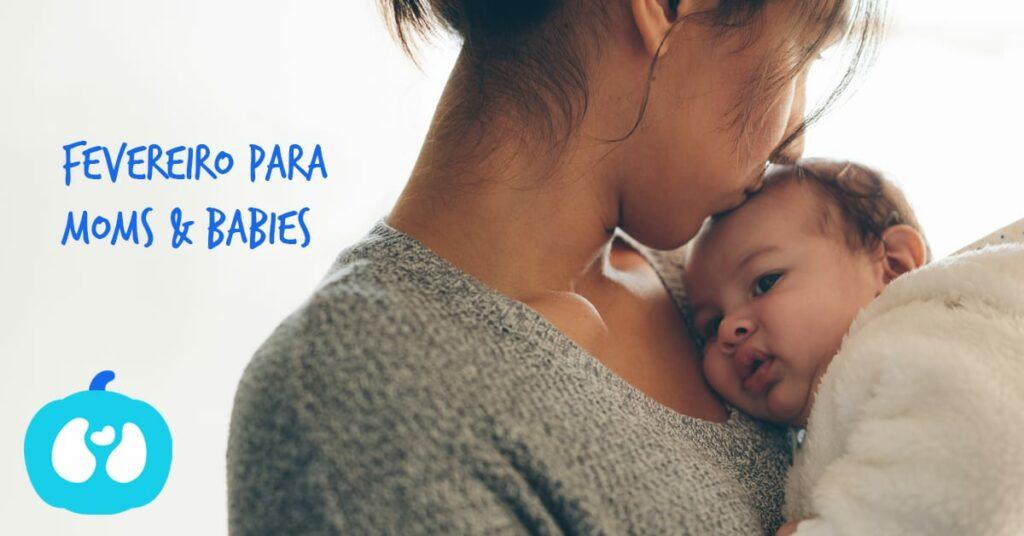As melhores actividades em Fevereiro para Bebés e Grávidas