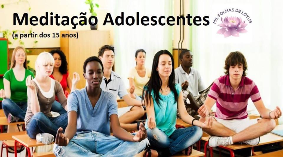 Meditação para Adolescentes