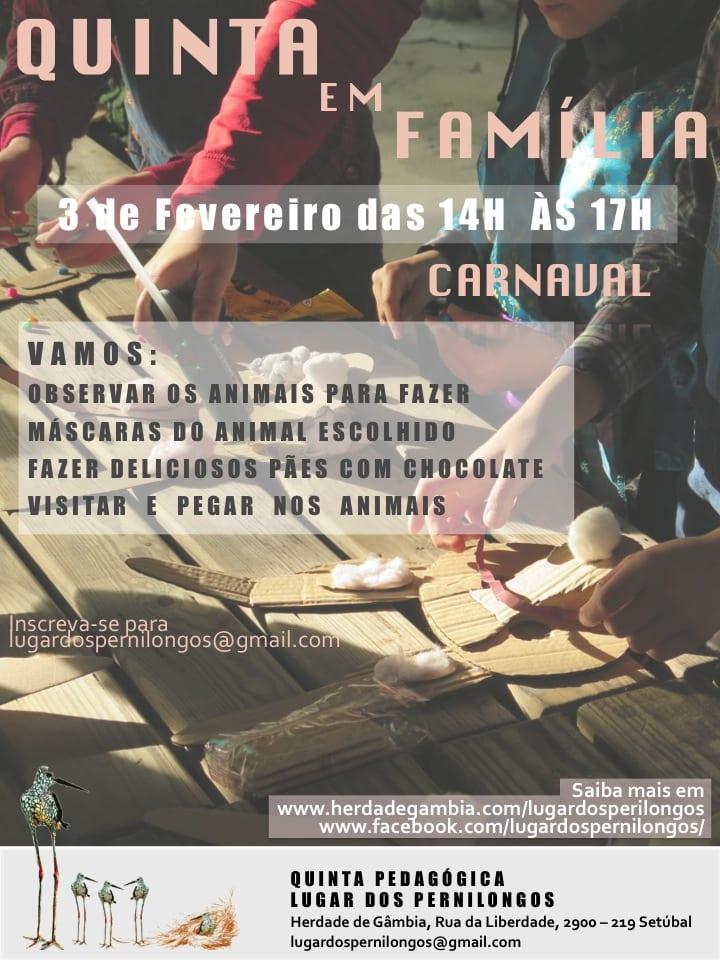 Quinta em Família – Carnaval