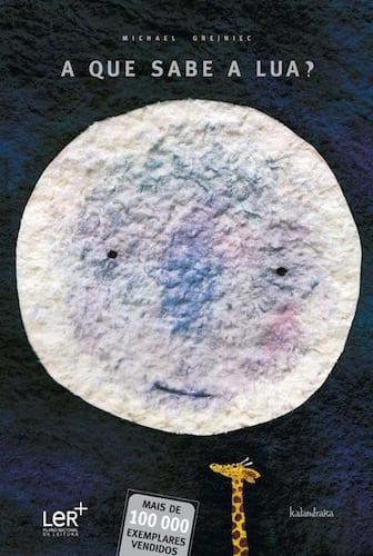 História A Que Sabe a Lua? c/ a contadora Inês Blanc
