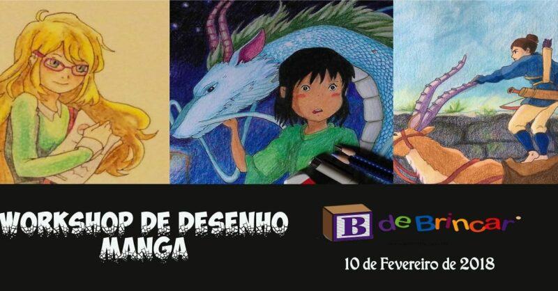 Workshop de Desenho Manga