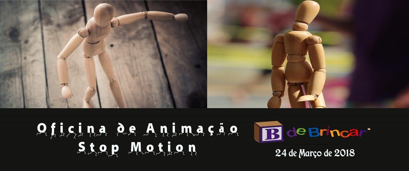 Oficina de Animação: Stop Motion