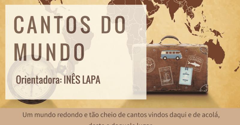 Workshop de Sons – CANTOS DO MUNDO