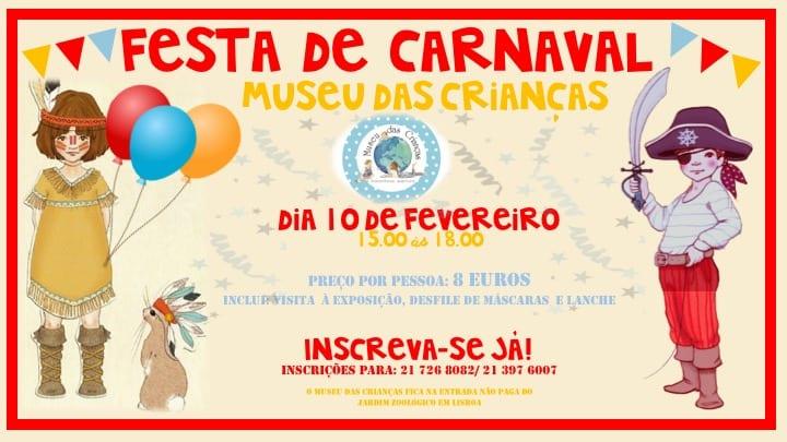 Festa de Carnaval do Museu das Crianças
