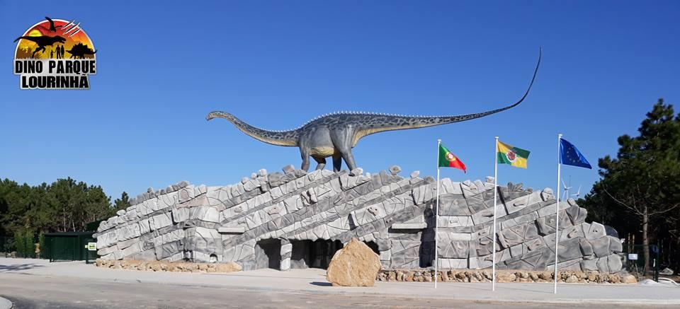 Entrada Dino Parque - Parque dos Dinossauros da Lourinhã