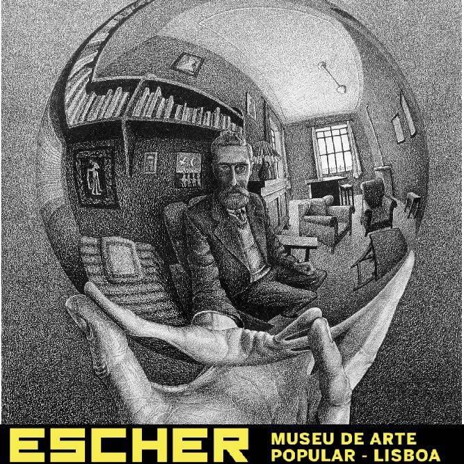 Exposição ESCHER Escolas Museu Arte Popular