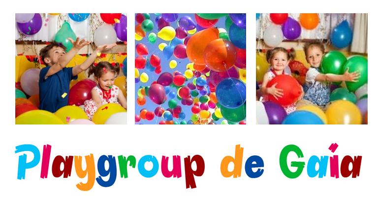 Playgroup de Gaia | Brincar com Balões