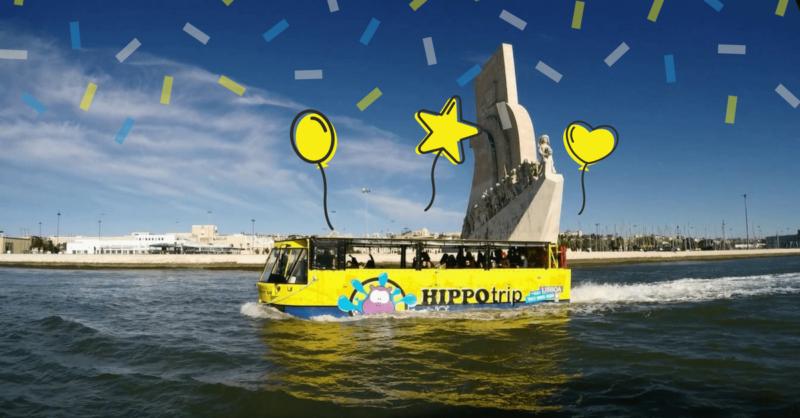 Festa de Aniversário HIPPOtrip