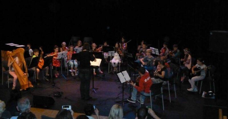Orchestra de Corcova Música
