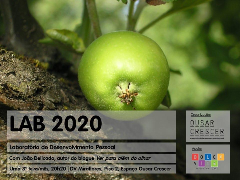 LAB 2020 - Laboratório de Desenvolvimento Pessoal | 6 de Fevereiro