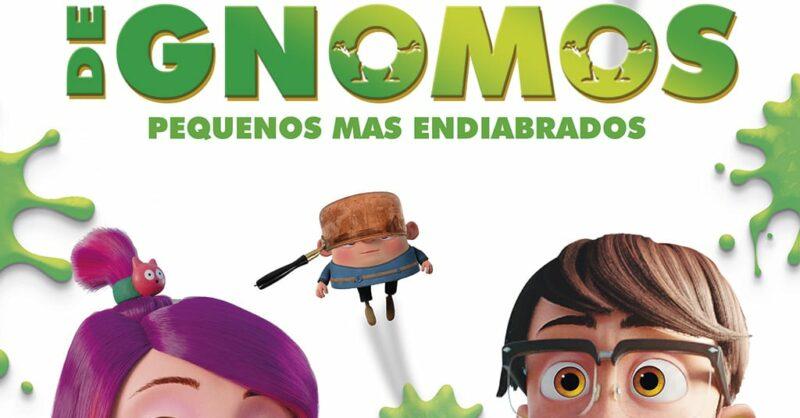 filme PATRULHA DE GNOMOS